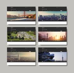 Web | Hult International Business School on Behance