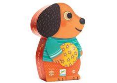 Djeco puzzel hond, bij Zoethout Hattem