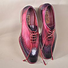 Great collection of luxury handmade leather shoes for men. http://emillosanto.com/men-shoes.html
