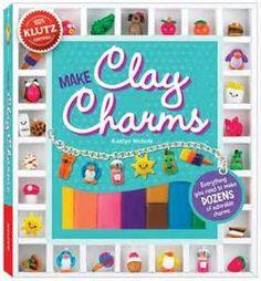 Make Clay Charms Kit- $21.99