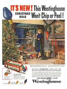 Old Fashioned Days: Vintage Christmas Advertisements