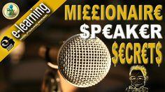 Million Dollar Speaker Secrets: Teaser Video Wolfgang Riebe