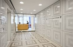 Columbia University Center for Student Advising by Stephen Yablon Architect PLLC