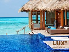Lux Resorts and hotels Maldives