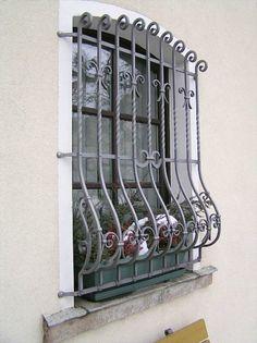 fenêtres métalliques grilles de protection des versions différentes pour les fenêtres