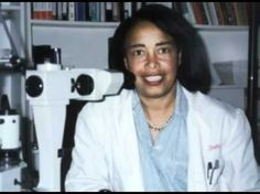 For Dr. Patricia Bath, the eyes have it