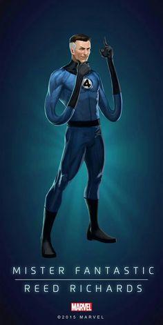 Mister Fantastic Reed Richards