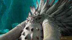Valka's Bewilderbeast | Explore | How To Train Your Dragon