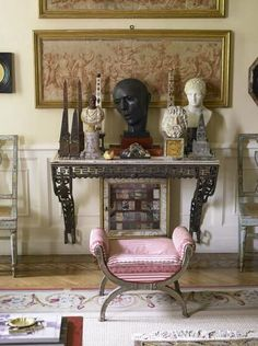 Piero Castellini...  If I hang my Montage Shelves, again, consider hanging a picture below the large one, like this...