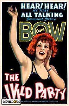 Vintage Movie Poster - 1929