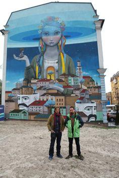 Streets: Seth Globepainter x Kislow (Ukraine)