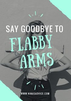 Exercises that erase flabby arms and can be done ANYWHERE! Suitable for office workout.