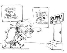 #LaColumnaDeBonil del lunes 14 de abril del 2014. Más #caricaturas de #Bonil en: www.eluniverso.com/caricaturas
