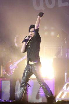 Adam Lambert's Concert