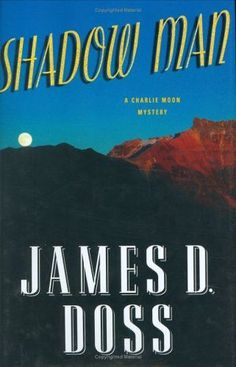 Shadow Man (Charlie Moon Mysteries)