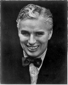 Chaplin-isn't he cute? Not like you remember him, is he?