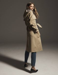 M&S Collection trench, £99.