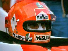 Bruno Giacomelli, British Grand Prix 1981
