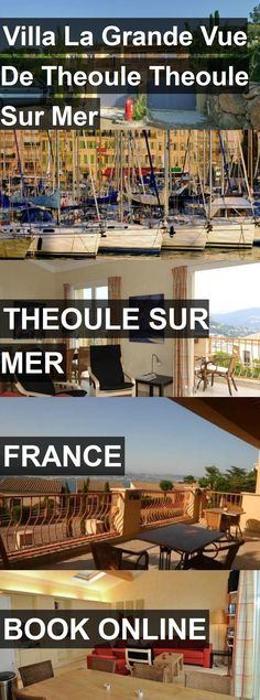 Hotel Villa La Grande Vue De Theoule Theoule Sur Mer in Theoule sur Mer, France. For more information, photos, reviews and best prices please follow the link. #France #TheoulesurMer #travel #vacation #hotel