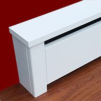 Jays Custom baseboard covers and for cast iron radiators ptac heaters
