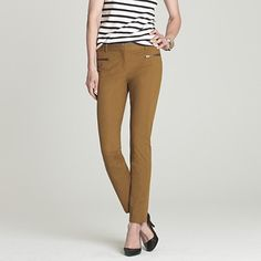 Need to add to my work wardrobe, because apparently the Minnie pant fits like a dream. $98