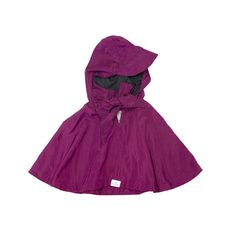 Wet & Wendy mini cape, just big enough to cover your head and shoulders
