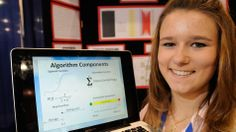 Brittany Wenger isn't your average high-school senior: She taught the computer how to diagnose leukemia.