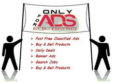 At Only for Ads for Vehicles Classifieds ads compose one or two words are sufficient for portraying the vehicles. In the wake of posting the make, model, year, mileage, and depiction, list the approaching cost for the vehicle.