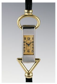 #chronowatchco Art Deco Ladies Cartier watch
