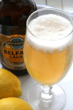 Beer cocktails are all the rage now, but the old school shandy isn't getting much air time. In Ireland, a shandy is simply half beer, half l...