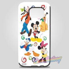 Disney Collage Art Samsung Galaxy Note 8 Case   casefantasy
