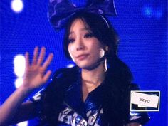 """https://www.youtube.com/watch?v=vdW8jATesP8 [Fancam] 141209 SNSD - Taeyeon """"Into the new world"""" @ The Best Live in TOKYO DOME"""