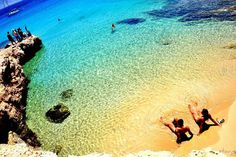 Awesome Beach in Greece