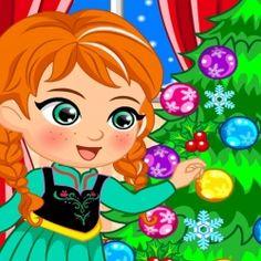 Anna Frozen Yılbaşı Yaramazlığı