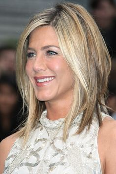 Jennifer Aniston hair retrospective
