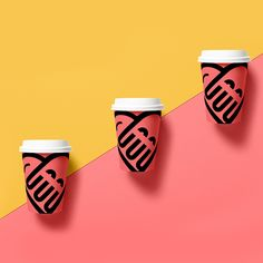 20 best examples of paper coffee cup design #coffee #cup #design…