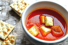 easy tomato soup recipe @cleverlyinspired (6)