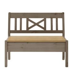 Sitzbank Fjord I - countrystyle Banquettes, Entryway Bench, Dining Bench, Dining Room, Country Style, Storage, Fjord, Furniture, Kiefer