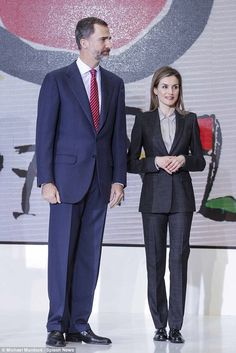 Letizia e Juan Carlos: The Spanish royals have had a busy week so far with plenty of engagements scheduled in