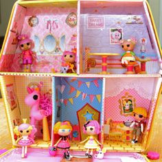 Accessories for Lalaloopsy fans