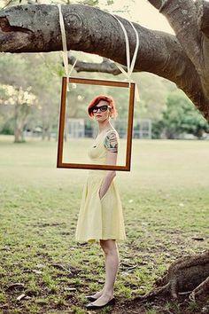 Un photobooth en toute simplicité : Photobooth : 20 idées originales pour votre mariage - Journal des Femmes