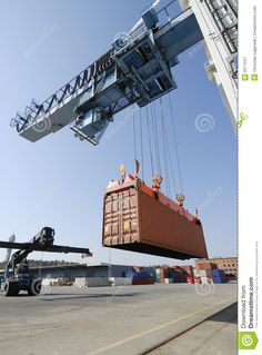 Image result for container crane