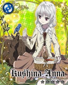 K: Project - Kushina Anna I Love Anime, Awesome Anime, Chica Anime Manga, Anime Art, K Project Anna, Missing Kings, Return Of Kings, Anime Outfits, Art Reference