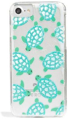 Skinnydip Turtle Iphone Case - Green