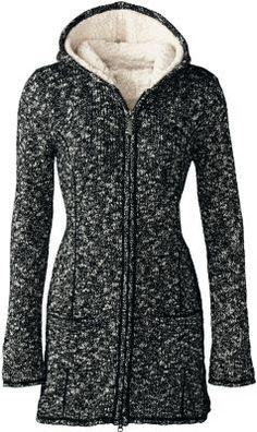 Light Brown Oversized Hoodie Pocket Sweater Coat | yes, please ...