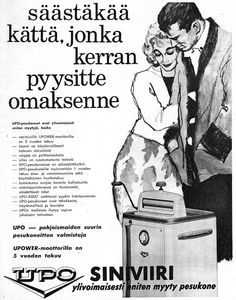 Upo. PopuLAARI: helmikuu 2012 Vintage Labels, Vintage Ads, Vintage Posters, Old Advertisements, Advertising, Ancient History, Art History, Old Commercials, Historian