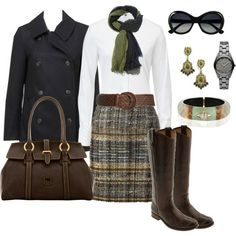 Pinterest Cute Fall Outfit Ideas | Cute fall work outfit ideas