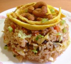 Singapore Home Cooks: Shrimp Paste Fried Rice by Michelle Heng