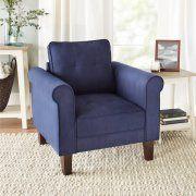 10 Spring Street Ashton Microfiber Lounge Chair