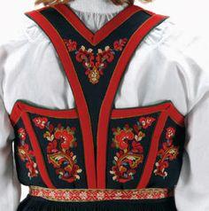 . Costume Ideas, Costumes, Norway, Scandinavian, Embroidery Designs, Medieval, Folk, Vest, Europe